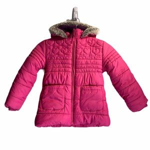 Marks & Spencers**Pink Coat**5-6 Years